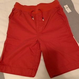 NWT Boys Gap 100% Cotton shorts, size 10Husky